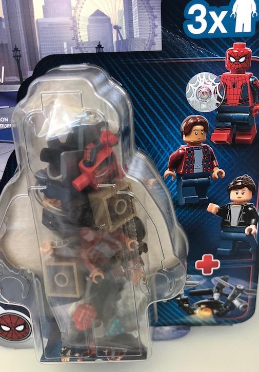 NEU OVP LEGO® 40343 SPIDER-MAN UND DER MUSEUMSRAUB